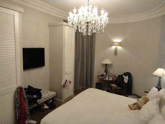 New Hotel Roblin La Madeleine : Foto quarto