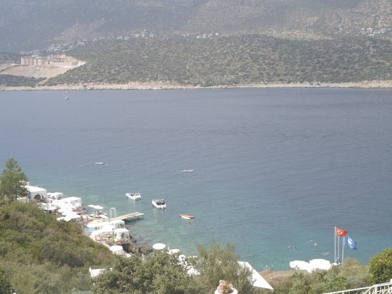 Club Capa Hotel: view of sea