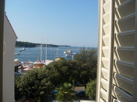 Valamar Riviera Hotel & Residence: view from our room