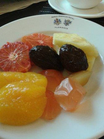 NH Firenze Anglo American: Breakfast