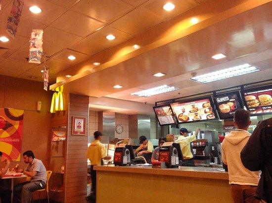 Inside the restaurant picture of mcdonalds jaka makati tripadvisor mcdonalds jaka inside the restaurant publicscrutiny Image collections
