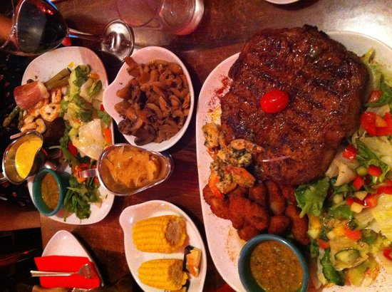 Birthday cake picture of meet argentinian restaurant liverpool meet argentinian restaurant 24oz of sirloin heaven m4hsunfo