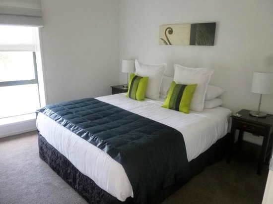 Enclosure Bay: ベッドルーム