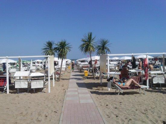 Park Hotel Cattolica: beach