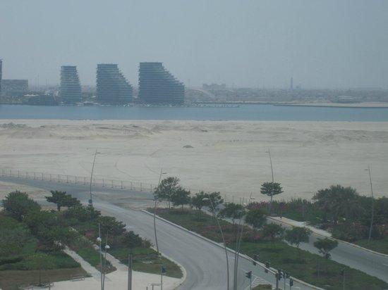 Centro Yas Island Abu Dhabi by Rotana: vista dalla camera