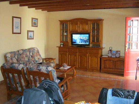 VIP Villas : living room