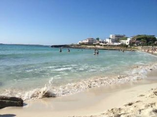 Occidental Menorca : Punta Prima beach - 5 mins walk from hotel