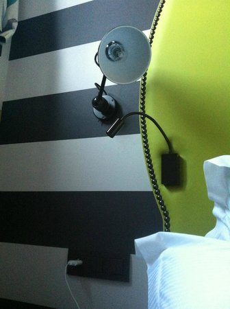 Hotel Fabric : Dettagli Camera