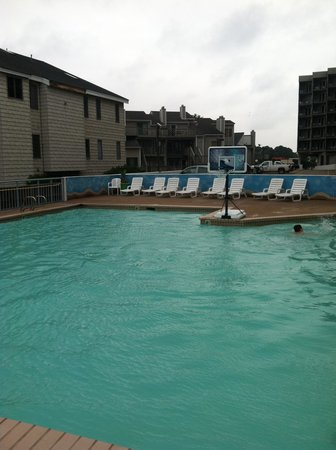 Virginia Beach Resort Hotel and Conference Center: Outdoor pool