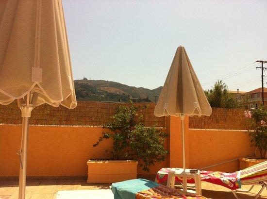 La Sirena Hotel : Pool area