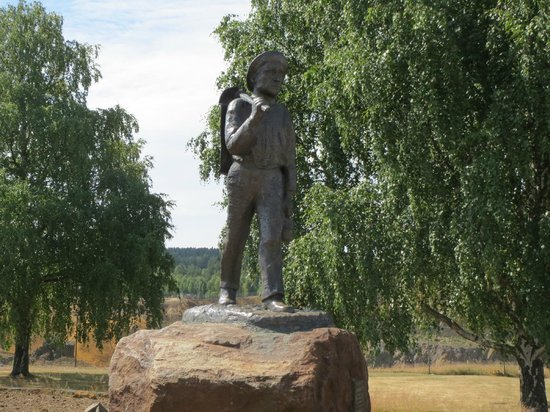 Falu Gruva : An old miner