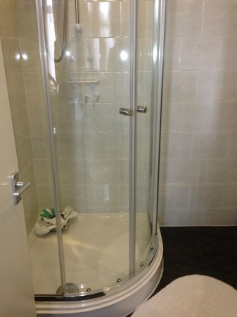 Cherry Tree House Hotel : Beautiful large and clean shower!