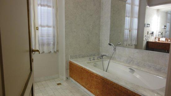 Hotel d'Europe : お風呂