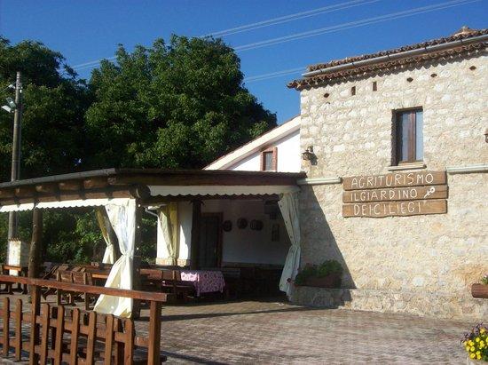 Struttura dall 39 esterno picture of il giardino dei ciliegi sanza tripadvisor - Agriturismo il giardino dei ciliegi ...