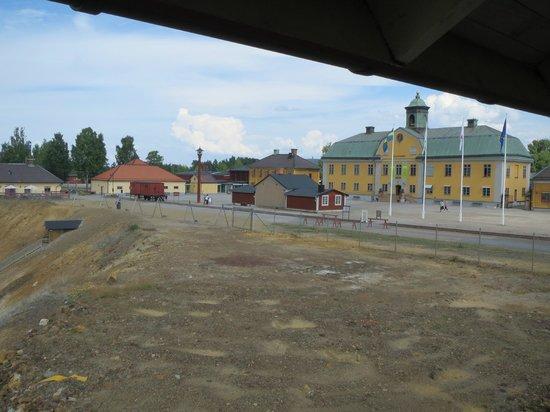 Falu Gruva : Preserved buildings