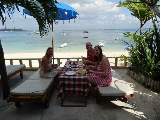 Pacific Inn: Enjoy a great breakfast
