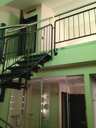 Fleming's Hotel München City: Loft
