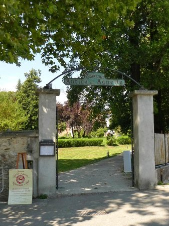 Taverna Antico Agnello: Entry