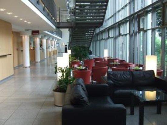 Akademiehotel Dresden: Hall