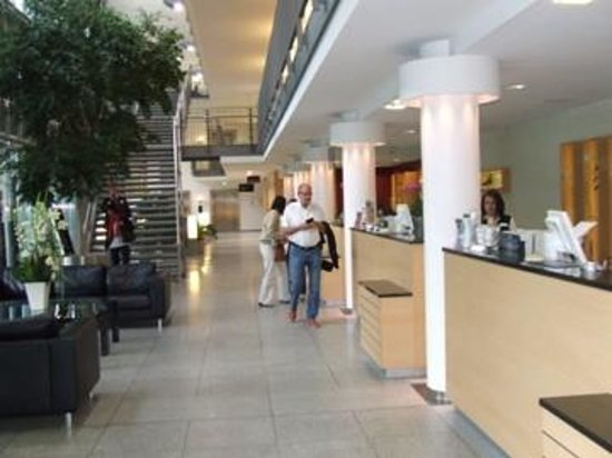 Akademiehotel Dresden: Hall 2