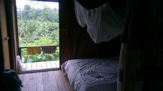 Bilit Village Homestay: Kamer