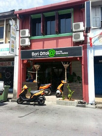 Bori Ottok Guesthouse: Automatic Scooter for RENT!