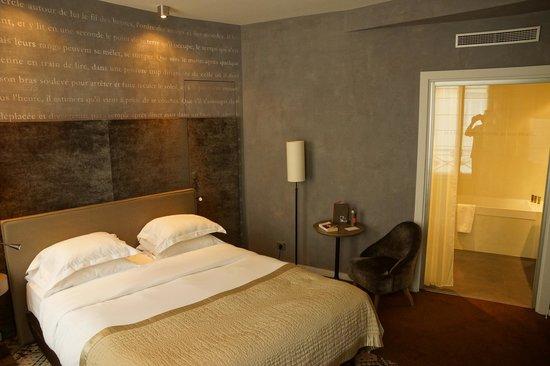 """Le Pavillon des Lettres: """"Proust"""" room"""