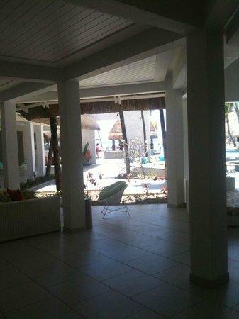 Ambre Mauritius: Dalla hall