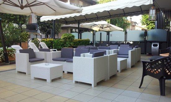 Hotel El Cid Campeador : Area relax bar