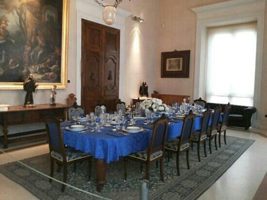 Sala Da Ballo Foto Di Castello Ducale Corigliano