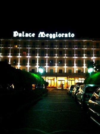 Palace Hotel Meggiorato: Vista hotel