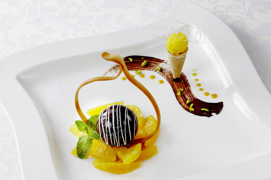 Hotel Monika: Top Cuisine - you will be surprised...