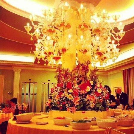 Palace Hotel Meggiorato: Sala ristorante