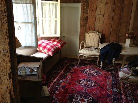 A l'ecole buissonniere : chambre