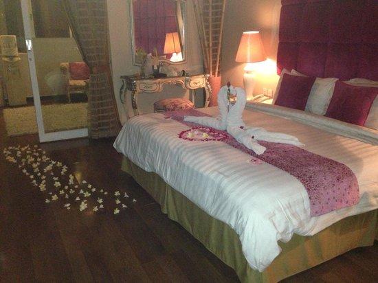 Kamuela Villas Seminyak: Bedroom