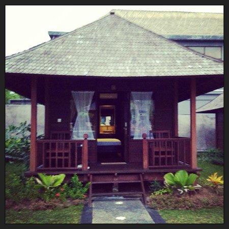 Aman Gati Hotel Balangan : bungalow