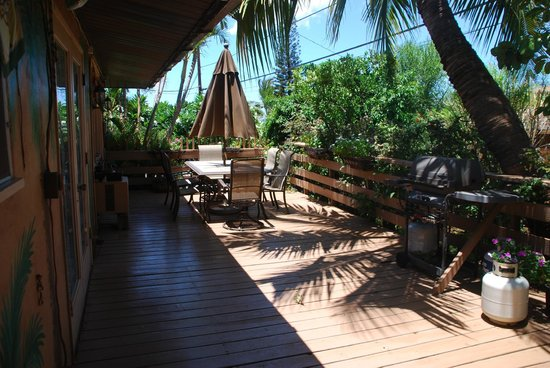 Ocean Breeze Hideaway: La colazione