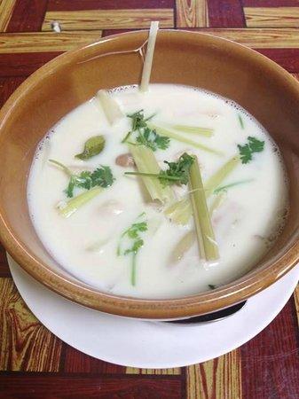 Smart Cook Thai Cookery School: Chicken in Coconut Milk Soup