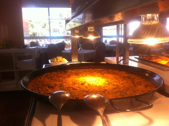 Hotel Maya Alicante: BUFFET
