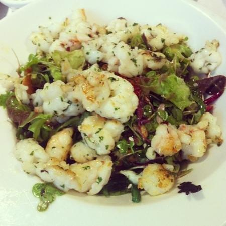 Taberna Laredo: ensalada