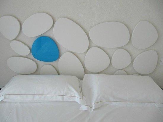 Marina Verde Resort : La sera (con led blu) forme coreografiche