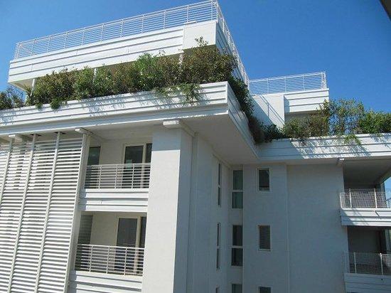 Marina Verde Resort: Vista terrazzo