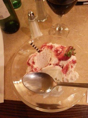 Cafe Rouge: A lovely dessert