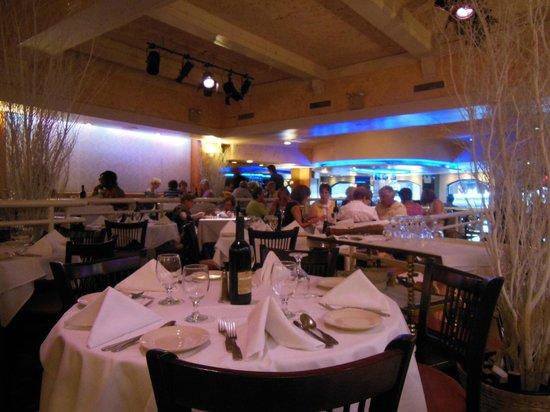 Sofia's Restaurant : Dining Room