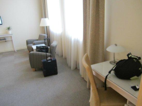 Unitas Hotel: quarto
