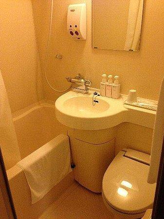 Smile Hotel Tokyo Asagaya: 浴室