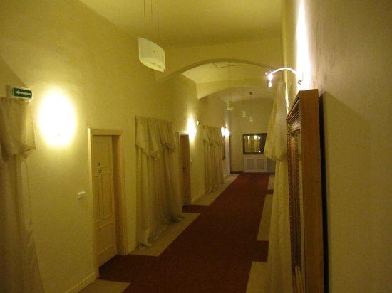 Unitas Hotel : corredores
