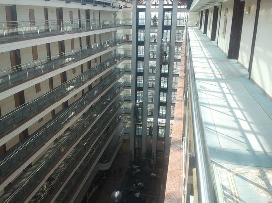 Maritim Hotel Magdeburg: Hall