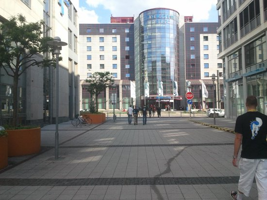 Maritim Hotel Magdeburg: Main View