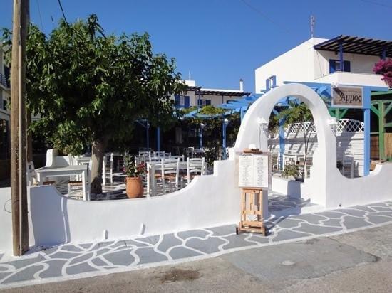Batsi, Grecia: Αμμος